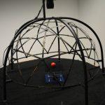 Geodesic lighting dome